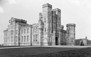 Mitchelstown Castle circa early 1900's from the Great Irish Houses website
