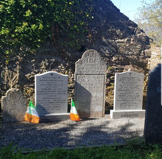 Ambrose Family Grave 2, picture D. O'Brien