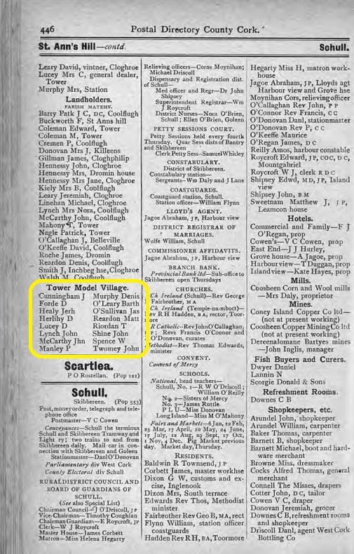 Guy's Postal Directory 1913